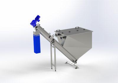SP-W separator